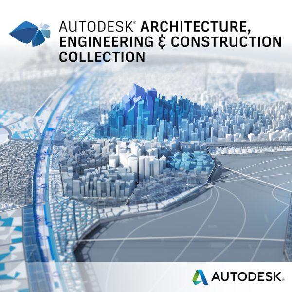 Autodesk AEC Collection z Revit najniższa cena sklep online