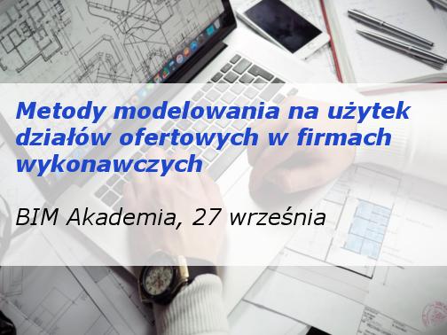 BIM_akademia_modelowanie_dział_ofertowania