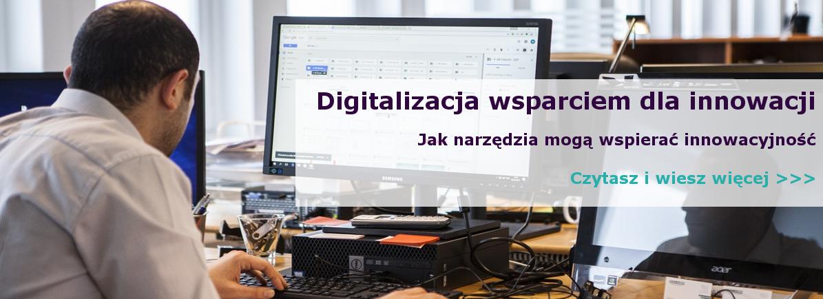 Digitalizacja przemysłu innowacyjność