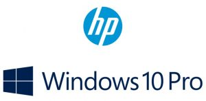 HP Microsoft Windows 10 Pro