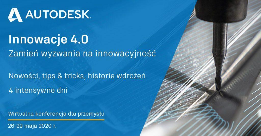 Innowacje 4.0 Wirtualna konferencja tips&tricks historie klientów