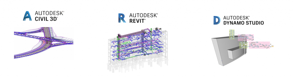 oprogramowanie autodesk civil revit dynamo