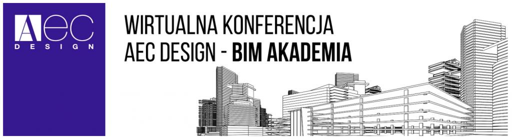 wirtualna konferencja BIM Akademia AEC Design