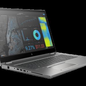 HP Zbook Fury 17 G7 - 2021